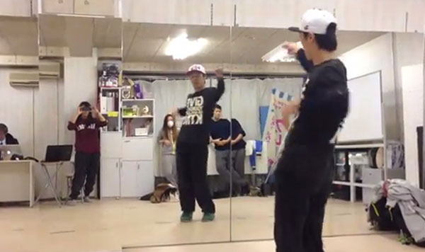 hiroshi イベントクラス